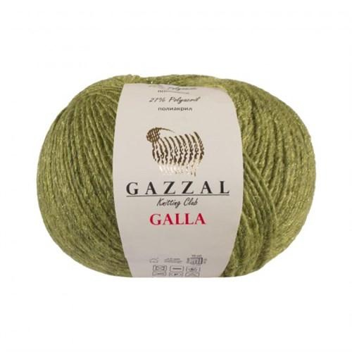 Gazzal Galla Yeşil El Örgü İpi - 46