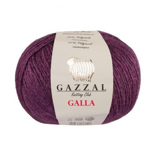 Gazzal Galla Mor El Örgü İpi - 41