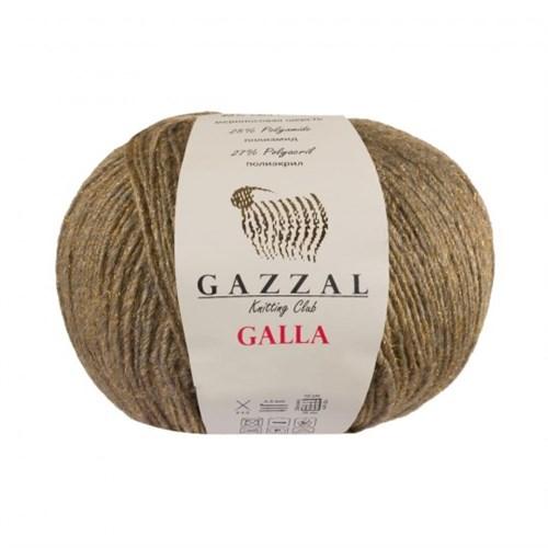 Gazzal Galla Bej El Örgü İpi - 48