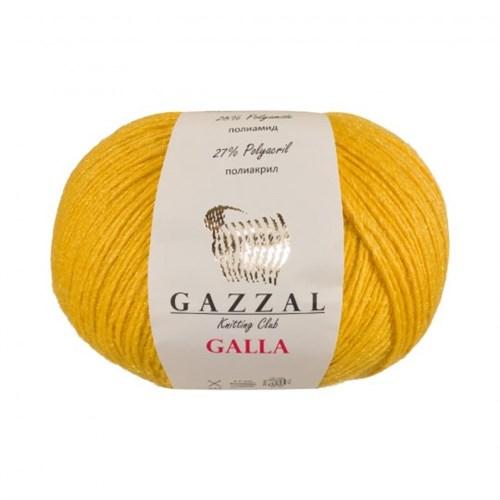 Gazzal Galla Sarı El Örgü İpi - 59
