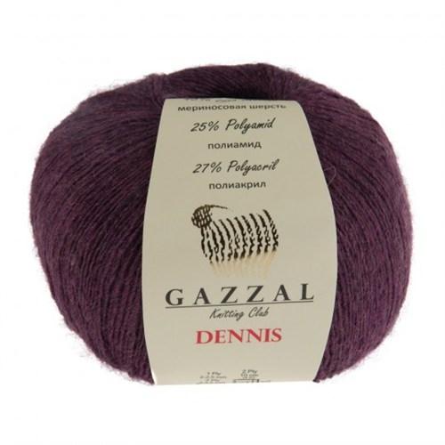 Gazzal Dennis Mor El Örgü İpi - 926