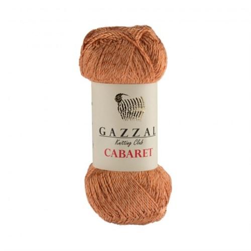 Gazzal Cabaret Turuncu El Örgü İpi - 362