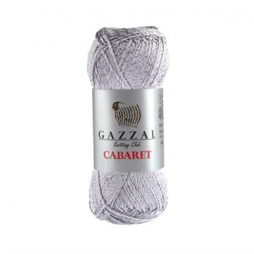 Gazzal Cabaret Gri El Örgü İpi - 365