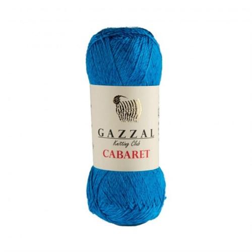 Gazzal Cabaret Mavi El Örgü İpi - 368