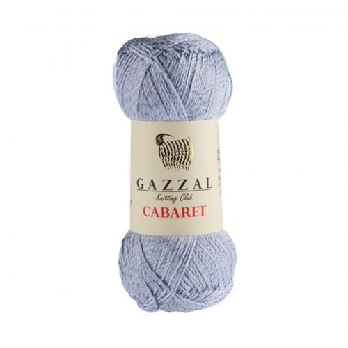 Gazzal Cabaret Açık Mavi El Örgü İpi - 369