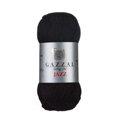 Gazzal Jazz Siyah El Örgü İpi - 633