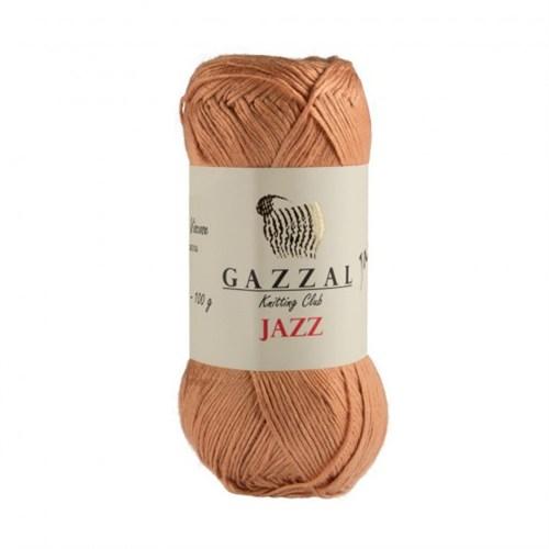 Gazzal Jazz Turuncu El Örgü İpi - 642