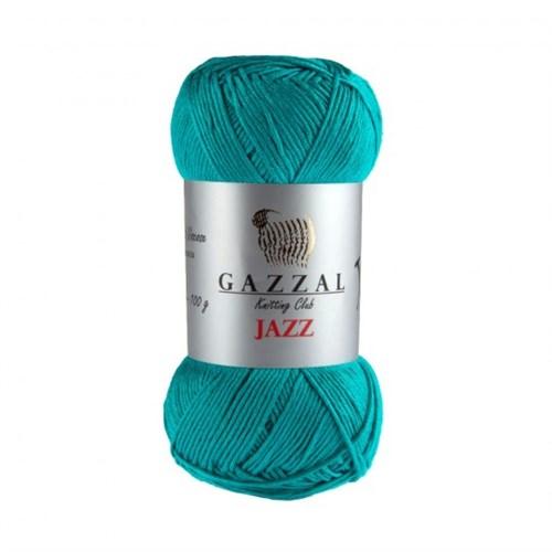 Gazzal Jazz Yeşil El Örgü İpi - 644