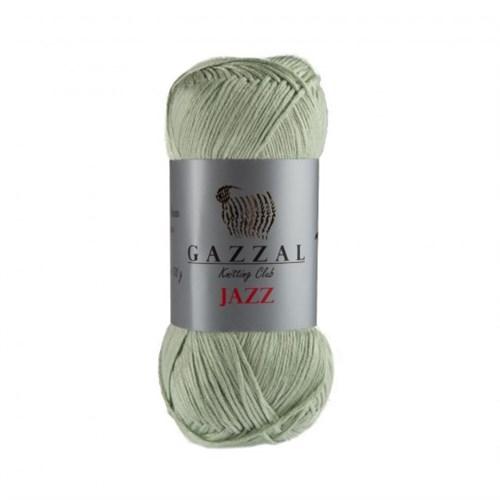 Gazzal Jazz Yeşil El Örgü İpi - 651