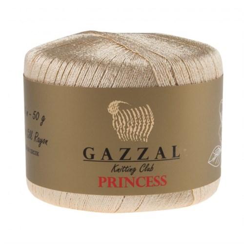 Gazzal Princess Bej El Örgü İpi - 3016