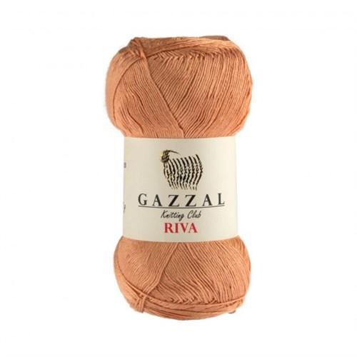 Gazzal Riva Turuncu El Örgü İpi - 166