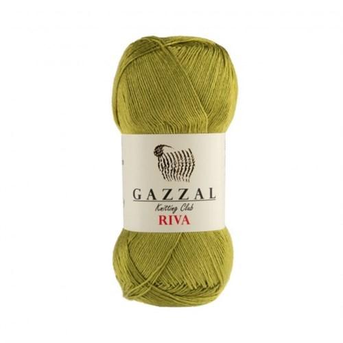 Gazzal Riva Yeşil El Örgü İpi - 168