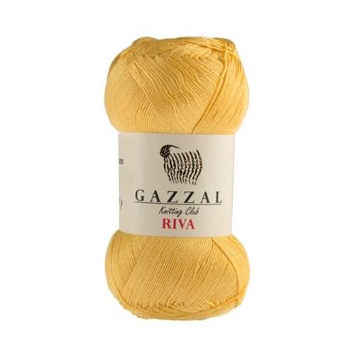 Gazzal Riva Sarı El Örgü İpi - 170