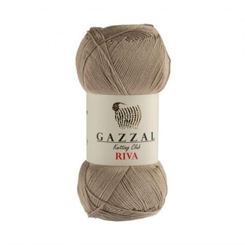 Gazzal Riva Bej El Örgü İpi -179