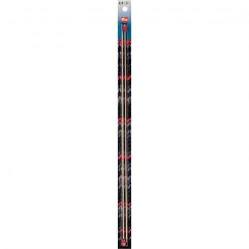 Prym 2,5Mm 40 Cm Metalik Alüminyum Örgü Şişi - 171305