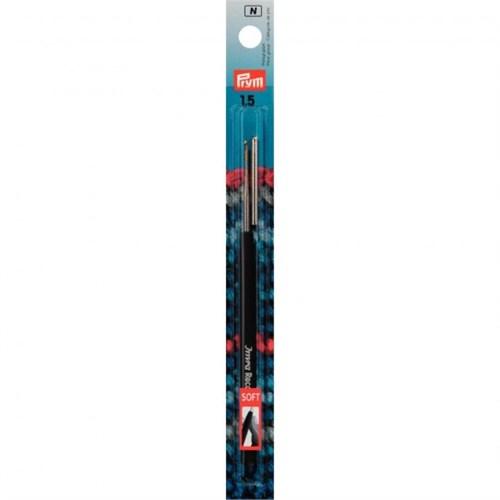 Prym 1,5 Mm Yumuşak Saplı Çelik Dantel Tığ - 175621