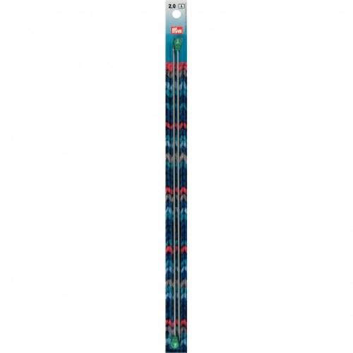 Prym 2 Mm 35 Cm Alüminyum Örgü Şişi -191461