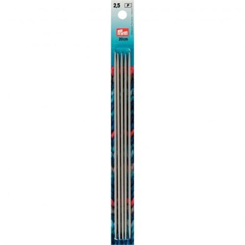 Prym 2,5 Mm 20 Cm Alüminyum Çorap Şişi - 191488