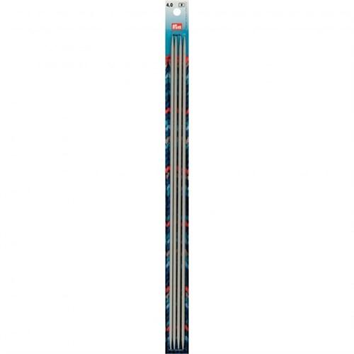 Prym 4 Mm 40 Cm Alüminyum 4'Lü Çorap Şişi - 191544