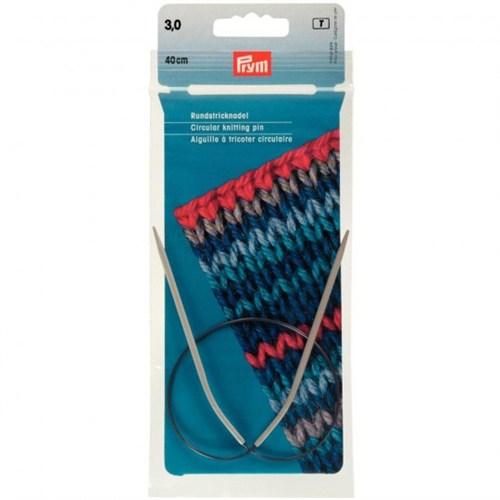 Prym 3 Mm 40 Cm Klasik Misinalı Şiş -211230