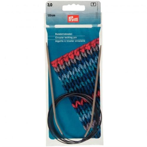 Prym 3 Mm 120 Cm Klasik Misinalı Şiş - 211238