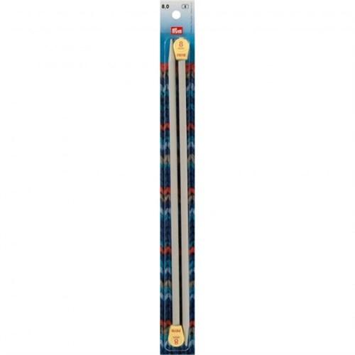 Prym 8 Mm 35 Cm Alüminyum Örgü Şişi - 218219