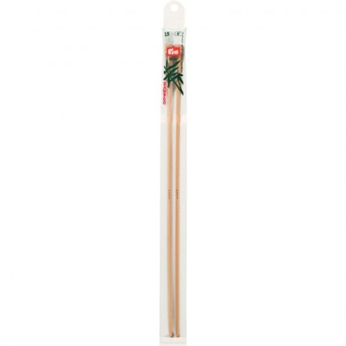 Prym 3,5 Mm 33 Cm Bambu Örgü Şişi - 221114