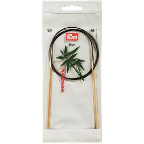 Prym 3,5 Mm 80 Cm Bambu Misinalı Şiş - 221505