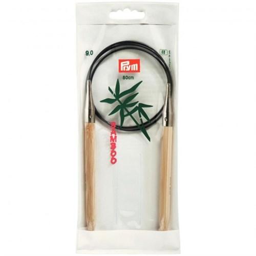 Prym 9 Mm 80 Cm Bambu Misinalı Şiş - 221539