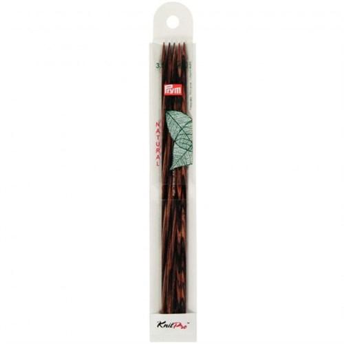 Prym 3,5 Mm 20 Cm Gül Ağacı 5'Li Çorap Şişi - 223143