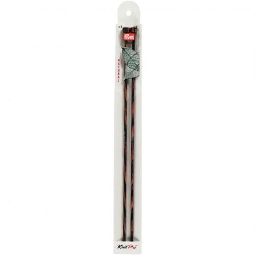 Prym 4,5 Mm 35 Cm Gül Ağacı Örgü Şişi - 223629