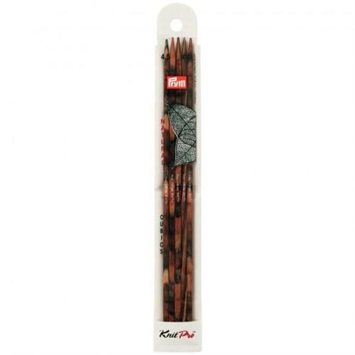 Prym Kübik 4,5Mm 20 Cm Gül Ağacı 5'Li Çorap Şişi - 224145