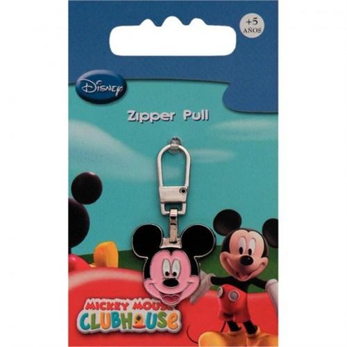 Prym Mickey Mouse Başı Metal Fermuar Ucu - 482160