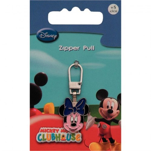 Prym Minnie Mouse Metal Fermuar Ucu - 482161