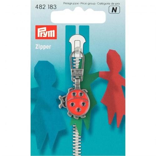Prym Uğur Böceği Metal Fermuar Ucu - 482183