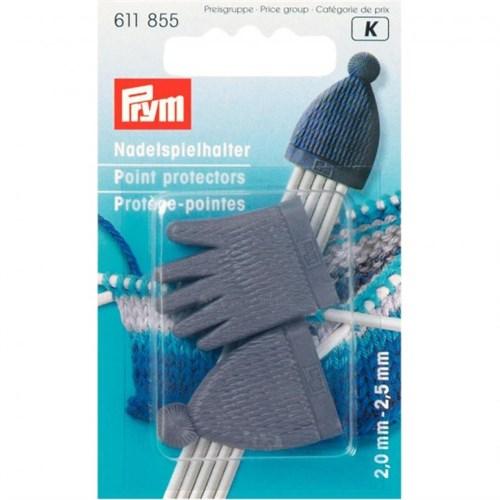 Prym 2 Mm Ve 2,5 Mm Çorap Şişi Ucu Koruyucu - 611855