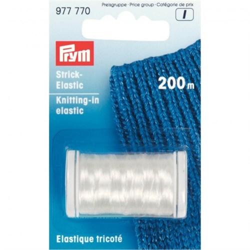 Prym 200 M Lastik Şeffaf Örgü İpliği - 977770
