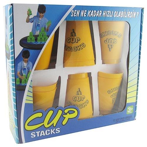 Cup Stags 12 Li Dizilim Sporu Bardak Seti Turuncu