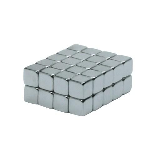 NeoHobi Mıknatıs Küp 3x3x3 mm (150'li Paket)