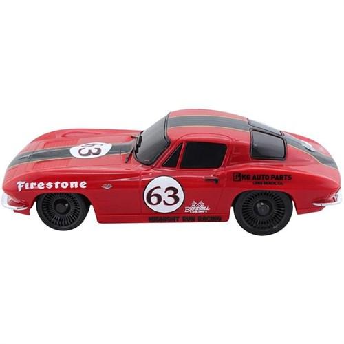 Maisto Tech Chevrolet Corvette 1963 1:24 U/K Kırmızı