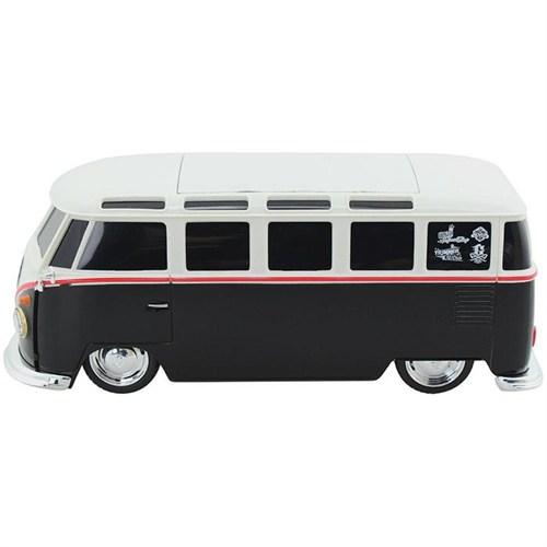 Maisto Tech Volkswagen Van Samba 1:24 U/K Siyah