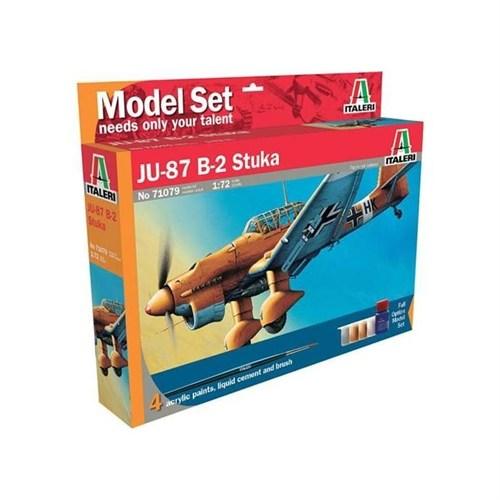 Italerı 1:72 Ju-87 B-2 Stuka 71079