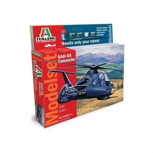 Italeri 1:72 Rah-66 Comanche Model Set 71058