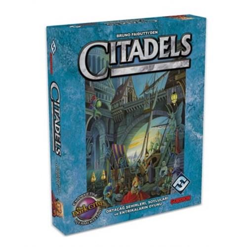 Citadels Kutu Oyunu (Ortaçağ Şehirleri Ve Soyluları)
