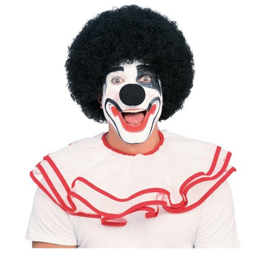 Rubie's Palyaço Peruk Siyah