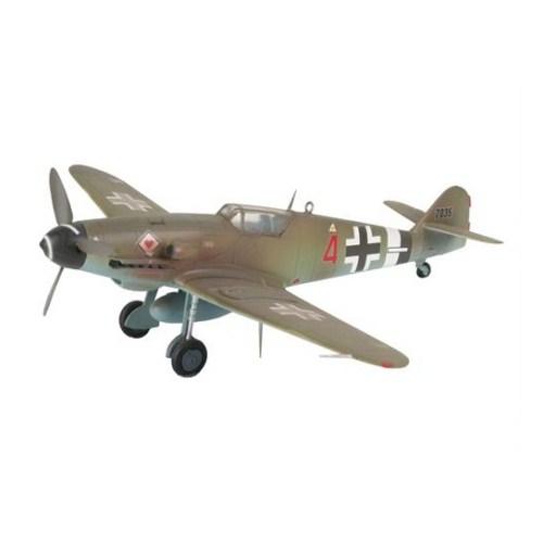 Revell Uçak Messerschmıtt Bf 109 G-10 / 4160