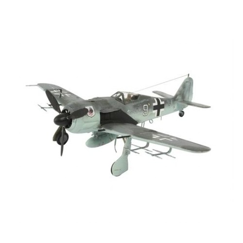 Revell Uçak Focke Wulf Fw 190 A-8/R11 / 4165