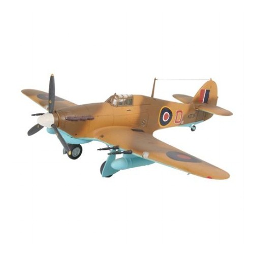 Revell Model Set Uçak Model Set Hawker Hurrıcane / 64144