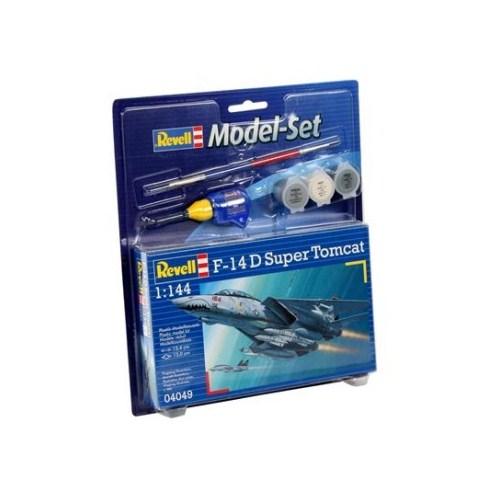 Revell Model Set Uçak Model Set F-14D Super Tomcat / 64049