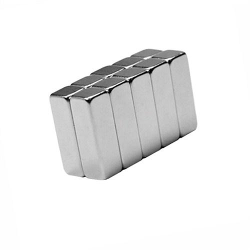 Neodyum Mıknatıs Blok 15x5x5 mm (25'li Paket)
